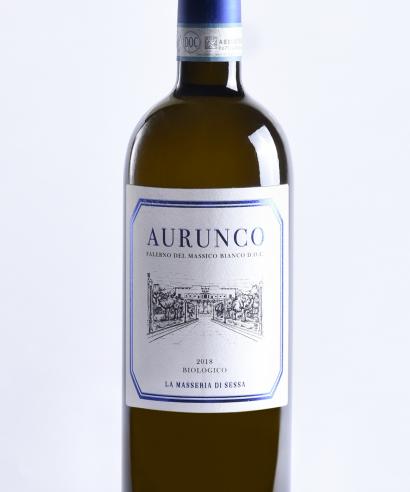 AURUNCO - Falerno del Massico Bianco 2018