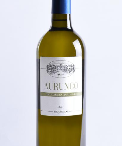 AURUNCO - Rocamonfina Bianco 2017