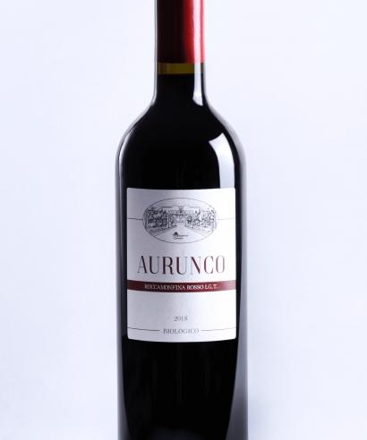 AURUNCO - Roccamonfina Rosso IGT 2018